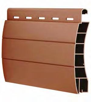 Avvolgibili Tradizionali PVC Roma 6.0 Endotek Pinto