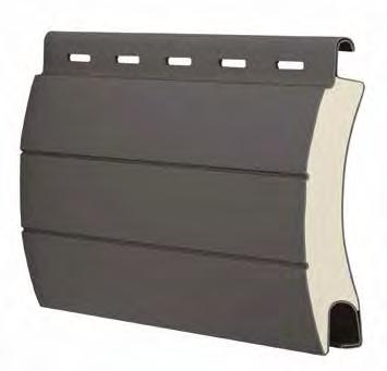 Avvolgibili Tradizionali acciaio coibentato cs55 Endotek Pinto