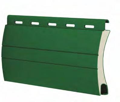 Avvolgibili Tradizionali alluminio coibentato a39 Endotek Pinto