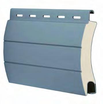 Avvolgibili Tradizionali alluminio coibentato as55 Endotek Pinto