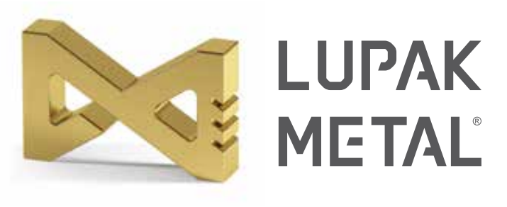 Logo Lupak Metal