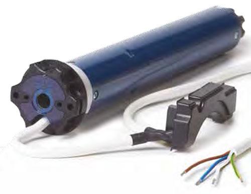 Motori per avvolgibili Plug & Play Short RX by Endotek